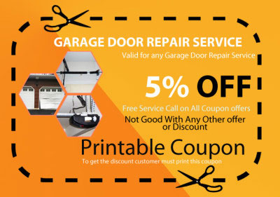 garage door repair service