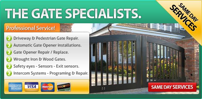 Gate repair Oceanside CA